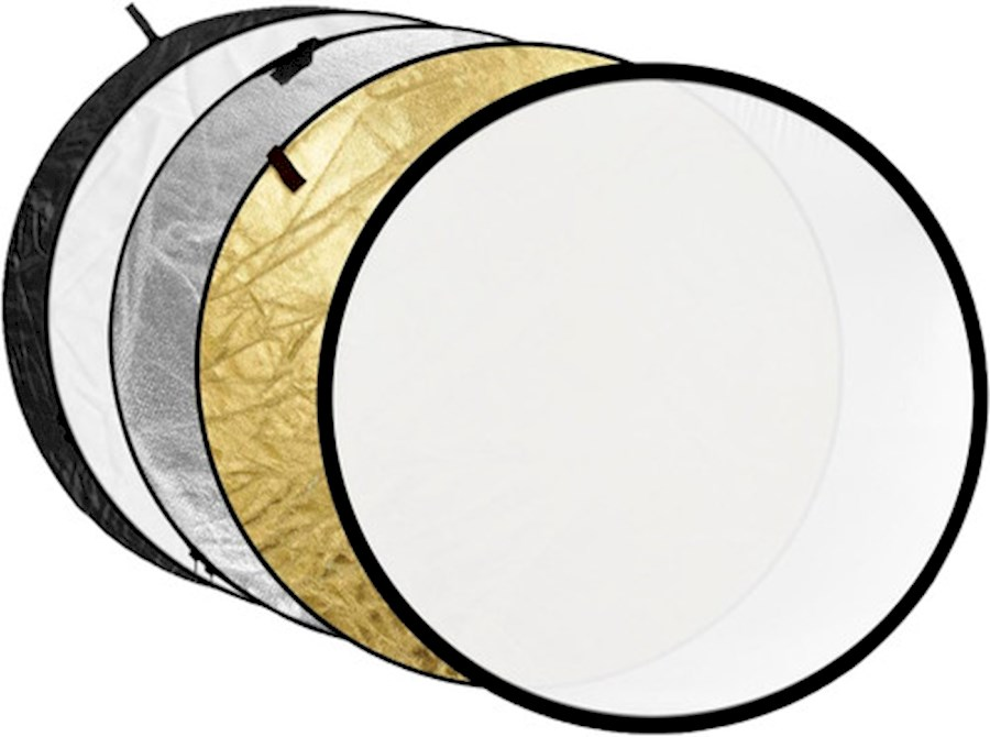 Rent 5 in 1 light reflector from Raz