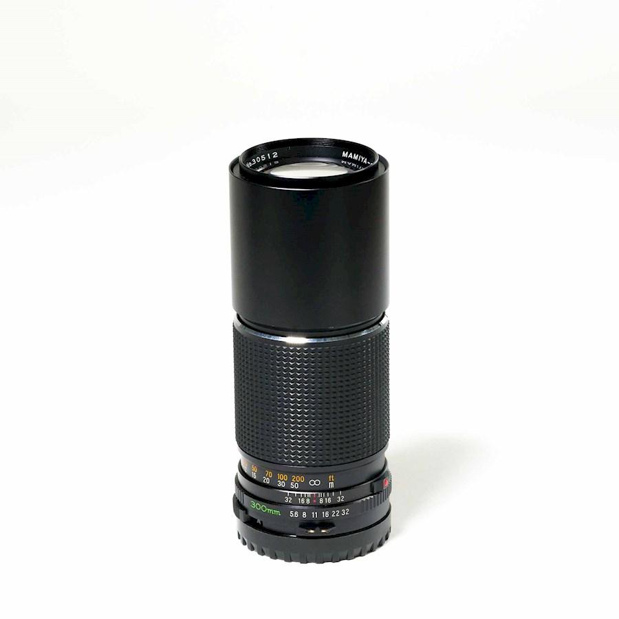 Huur Mamiya M645 300mm/f5.6... van Bram