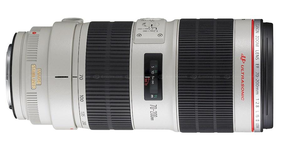Huur Objectif - Canon 70-20... van Sébastien