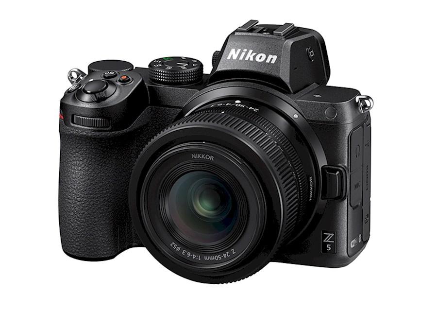 Rent a Nikon Z5  + 24-50-kit in Beverwijk from Nikon