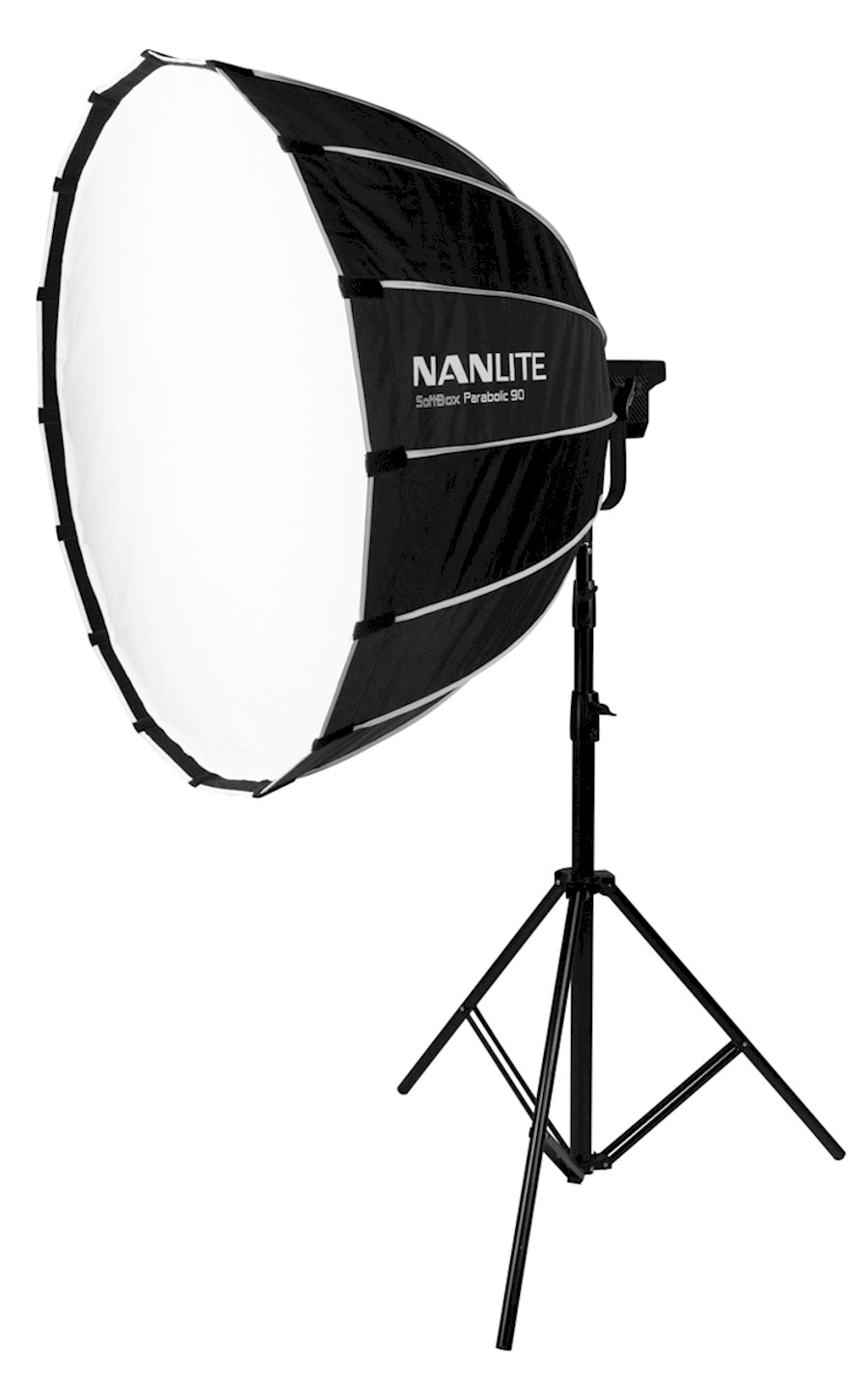 Rent a NANLITE  - FORZA 200 + Parabolic Softbox in Den Haag from Niels