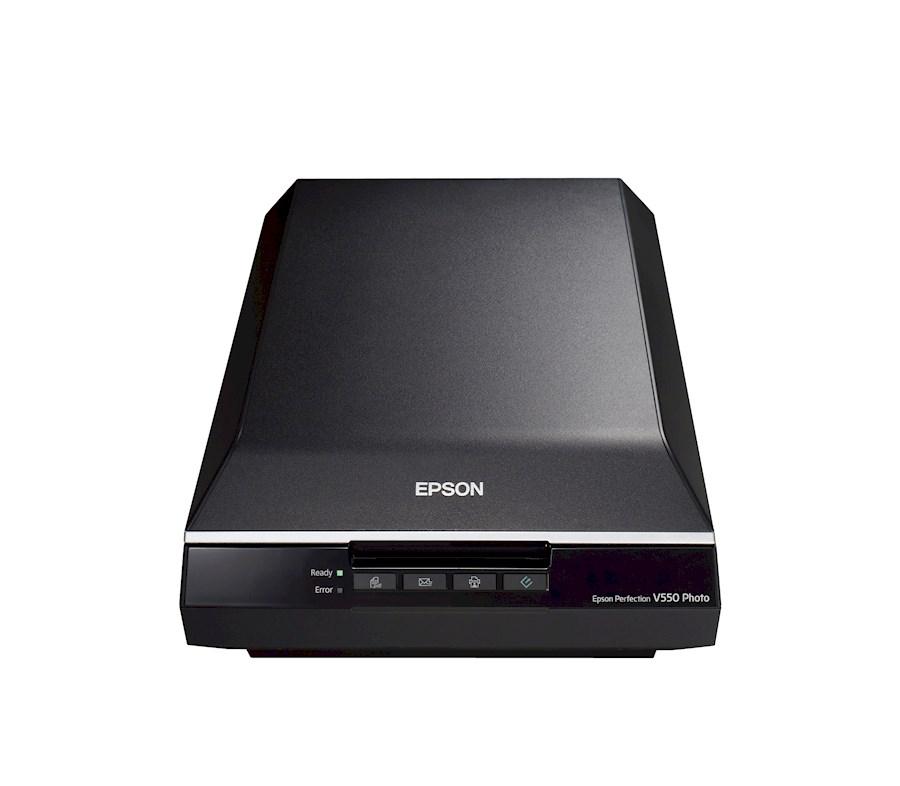 Rent a Epson V550 flatbed filmscanner in Utrecht from Tim
