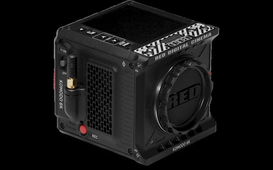 Rent a RED Komodo 6k Cinema Camera + SmallHD Focus Pro in Heerlen from CORNFLIKS