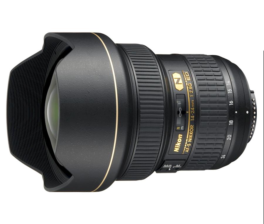 Louez Nikon 14-24mm F2.8 de Tom