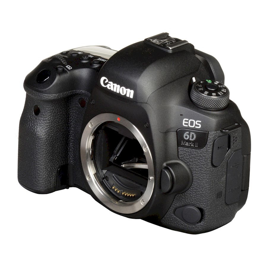 Rent Canon 6d Mark II from V.O.F. A-MOTION MEDIA PRODUCTIONS