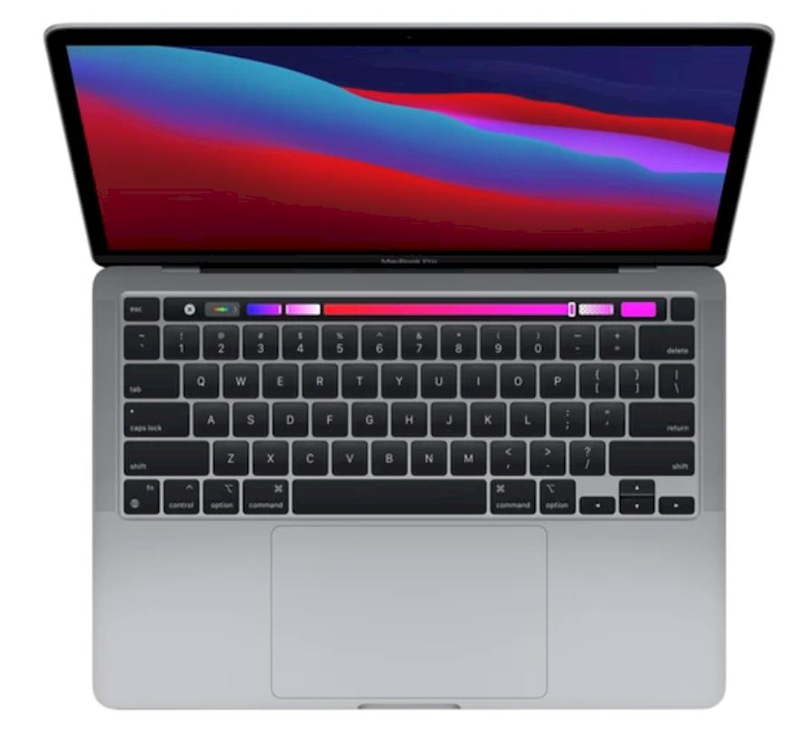 Huur MacBook Pro 2020 M1 16GB van Tom
