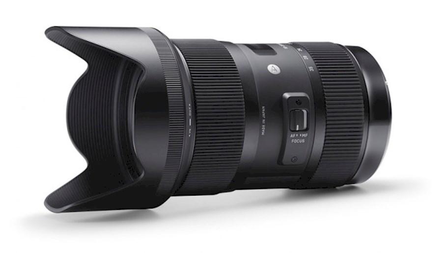 Huur Sigma 18-35mm f1.8 EF van Tuur