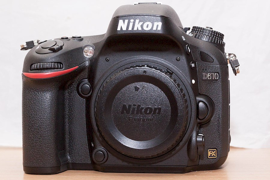 Huur een Nikon D610 body in Pijnacker van Michael