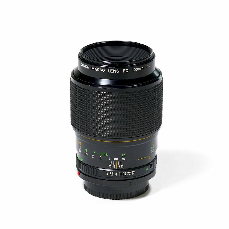 Louez Canon FD 100mm/f4.0 - ... de Bram
