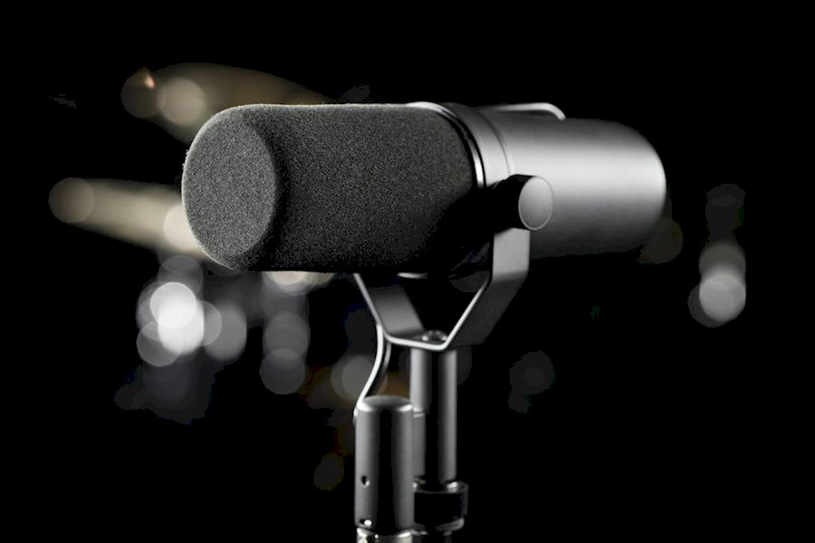 Rent a Shure SM7B microfoon in Nieuw-Lekkerland from Willem