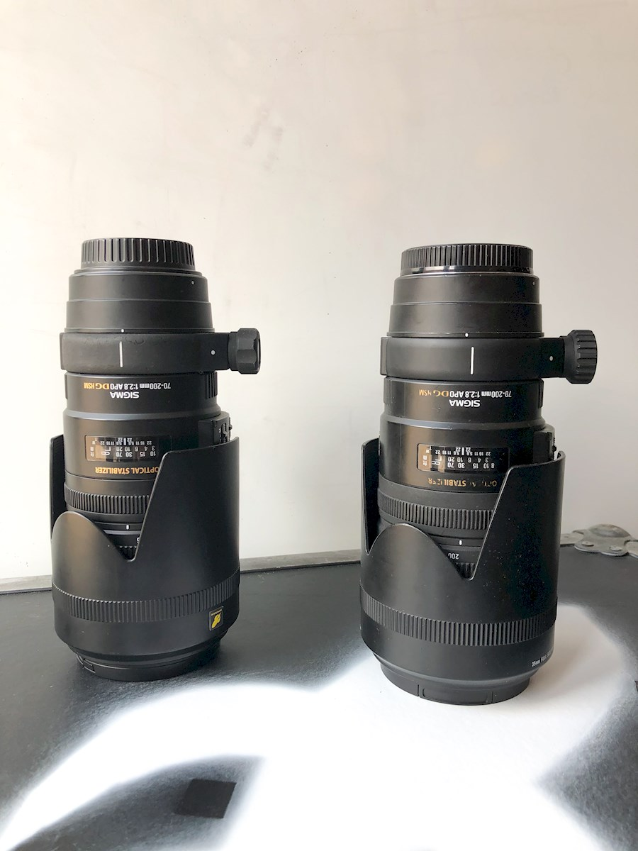 Rent a Tamron 70-200mm f2.8 EF telelens met stabilisatie in Poortugaal from Timo