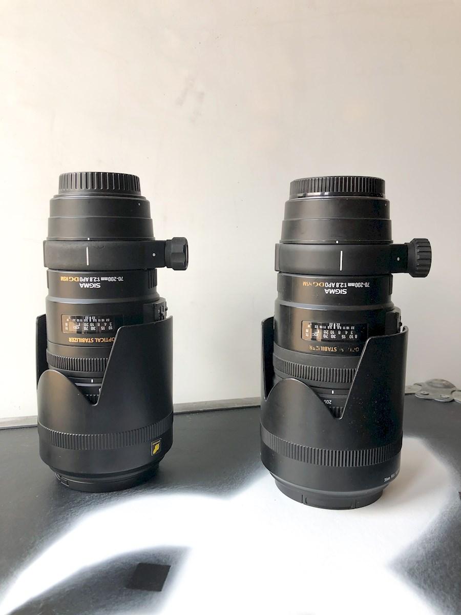 Huur Tamron 70-200mm f2.8 E... van Timo