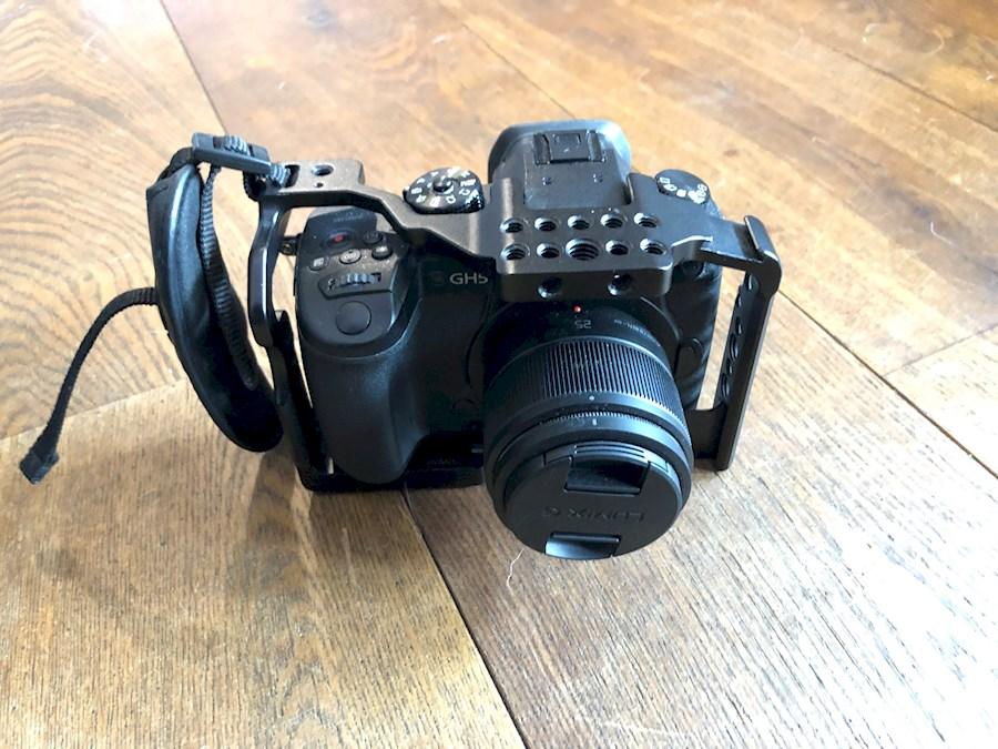 Huur Panasonic GH5 met 25mm... van Thijs