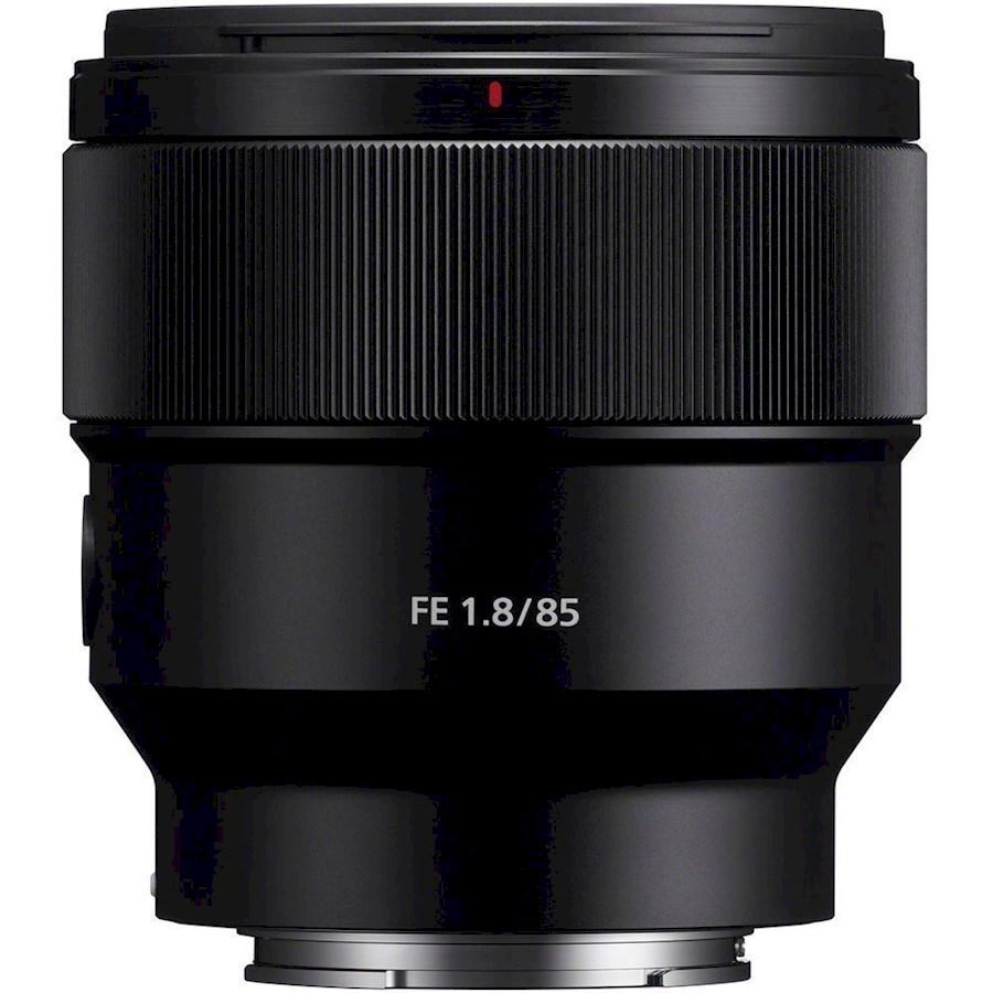 Huur Sony FE 85mm F/1.8 van Job