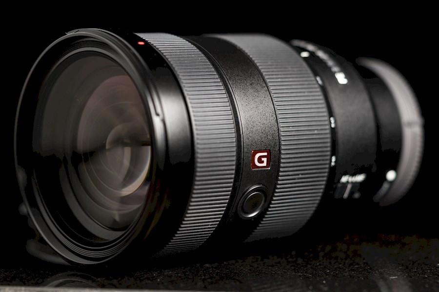 Huur Sony GM 24-70 lens 2.8 van H/O DE BEELDFABRIEK