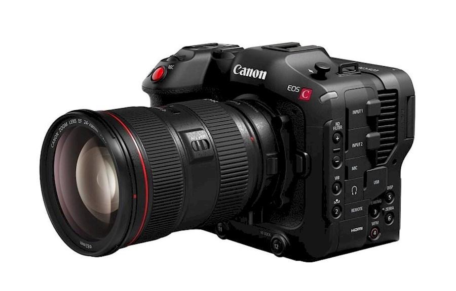 Huur Canon EOS C70 van Sam