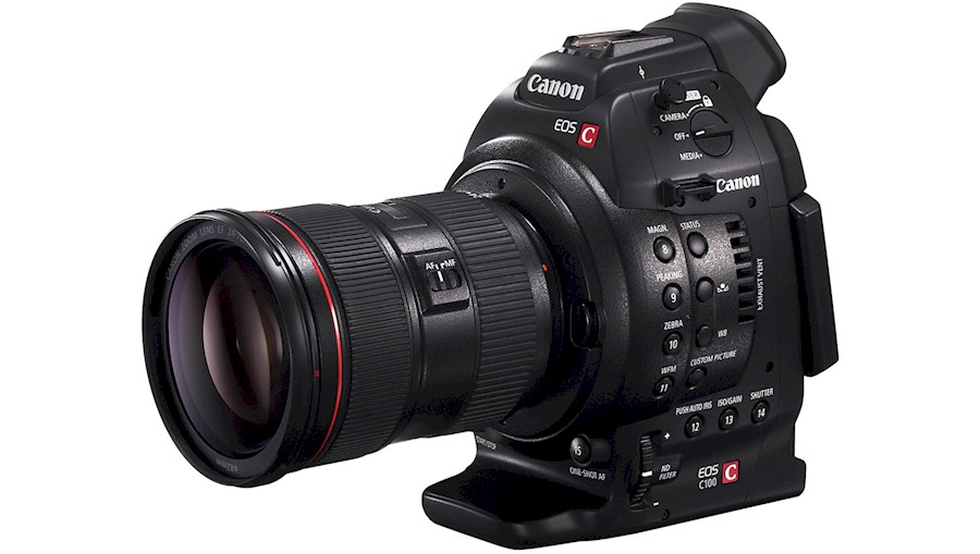 Rent a Canon EOS C100 MK I in Ieper from Sam