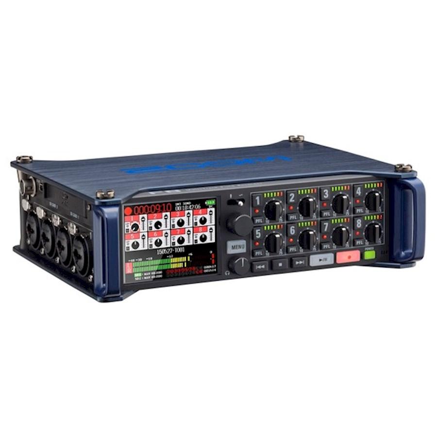 Huur Zoom F8n field recorder van Stijn