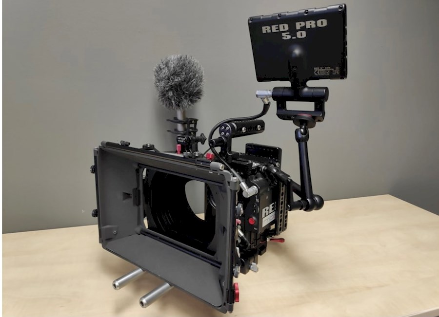 Rent RED EPIC-X MYSTERIUM-X from Eric