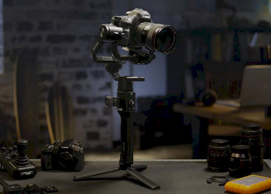 Rent a DJI Ronin SC in Rotterdam from LET'S BE CREATIVE.