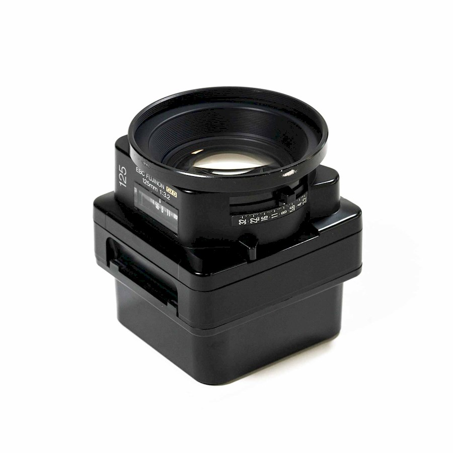 Rent a Fuji GX680 125mm/f3.2 - Standard prime lens in Halfweg from Bram