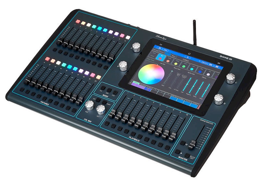 Rent Chamsys QuickQ 20 from Jelle
