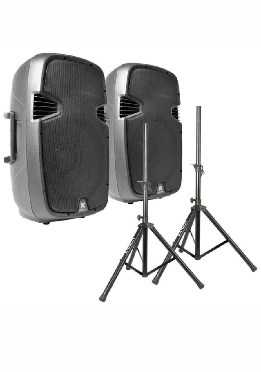 Rent a Pa speakers huren in Den Haag from Delano