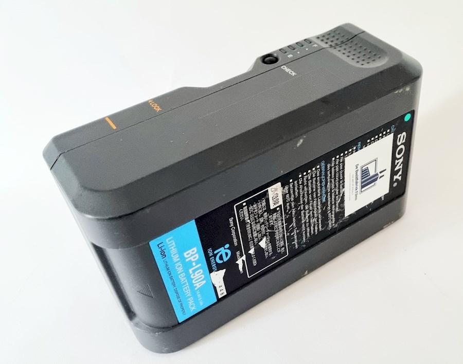 Louez Sony BP-L V mount batt... de H/O DE BEELDFABRIEK