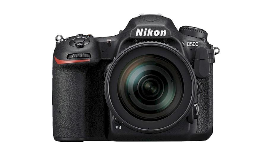 Louez Nikon D500 DSLR de Hugo