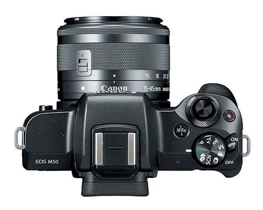Huur Canon M50 van Han