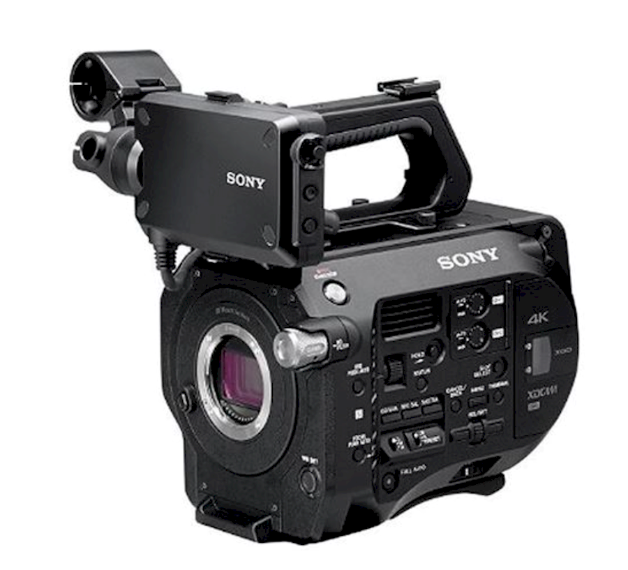 Huur Sony PXW-FS7 van V.O.F. A-MOTION MEDIA PRODUCTIONS