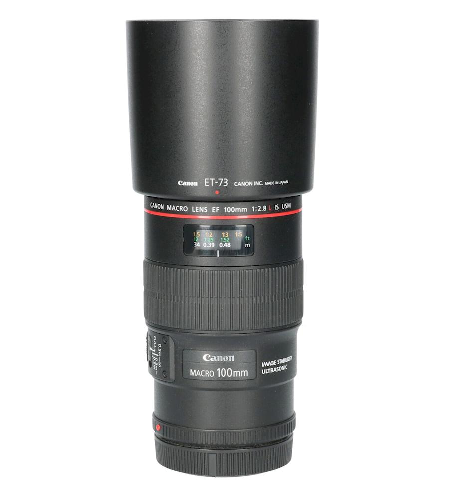 Huur Canon RF 100mm f/2.8L ... van V.O.F. A-MOTION MEDIA PRODUCTIONS