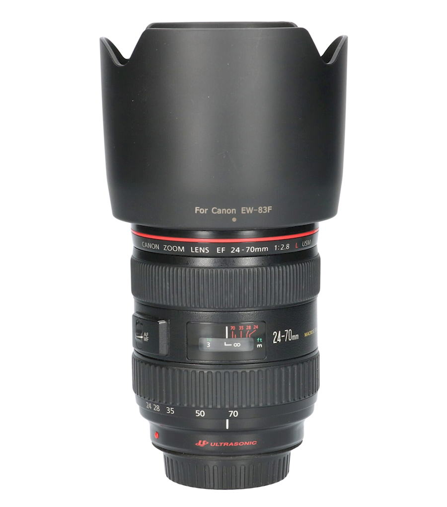 Rent Canon EF 24-70mm f/2.8... from V.O.F. A-MOTION MEDIA PRODUCTIONS