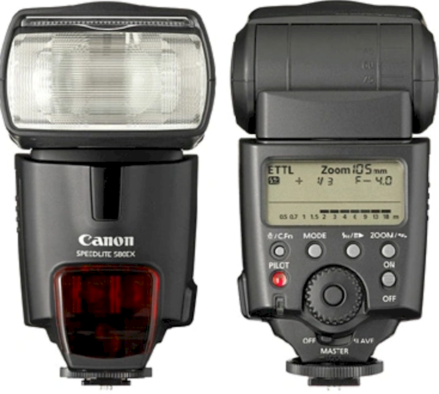 Rent Canon Speedlite 580 EX... from V.O.F. A-MOTION MEDIA PRODUCTIONS