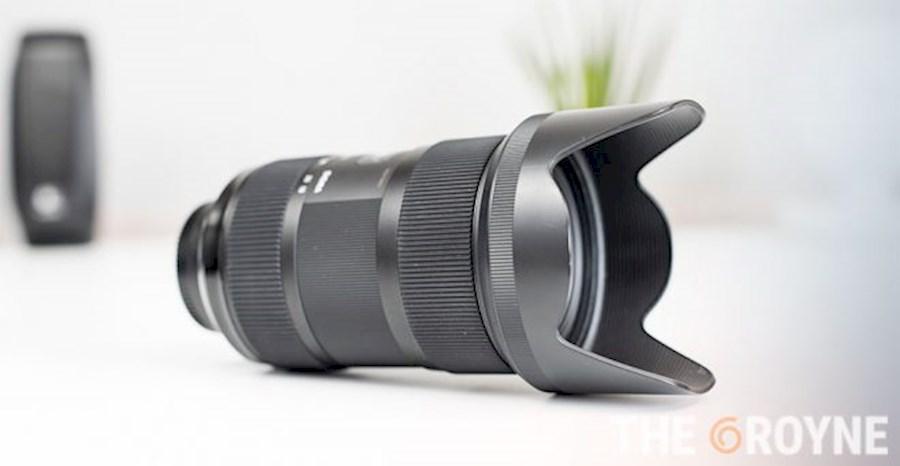 Rent a Sigma 18 - 35 mm 1.8 ART lens in Utrecht from Gus