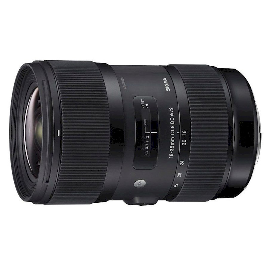 Rent Sigma 18-35mm f/1.8 DC... from ALLIED LASER