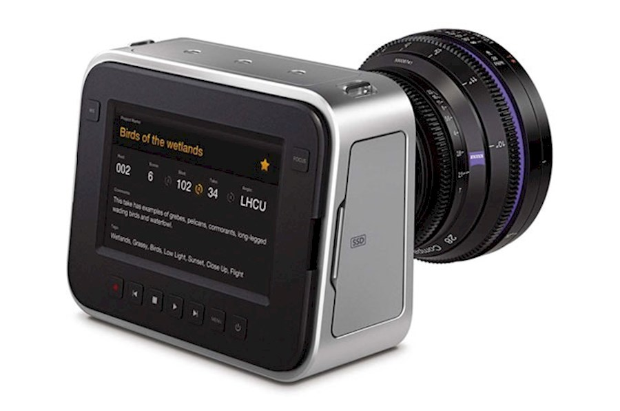 Rent Blackmagic production ... from ALLIED LASER