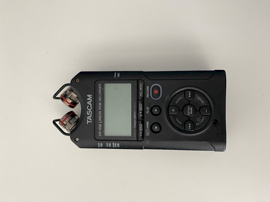 Rent Tascam DR-40X stereo h... from MUSIC CHAMBER