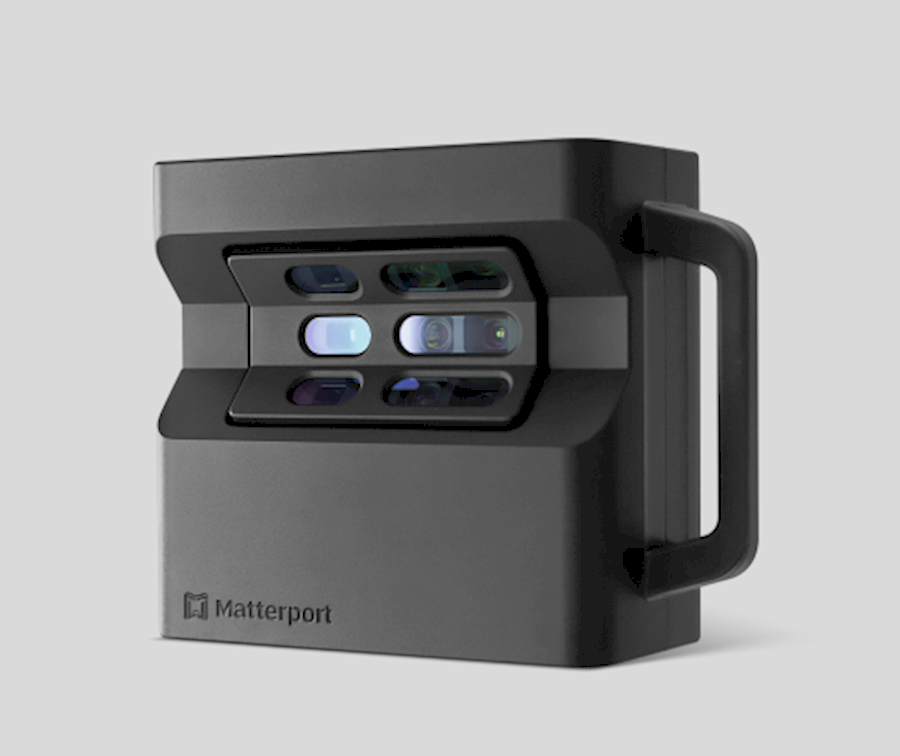 Rent Matterport Pro2 camera... from BVBA Space Refinery