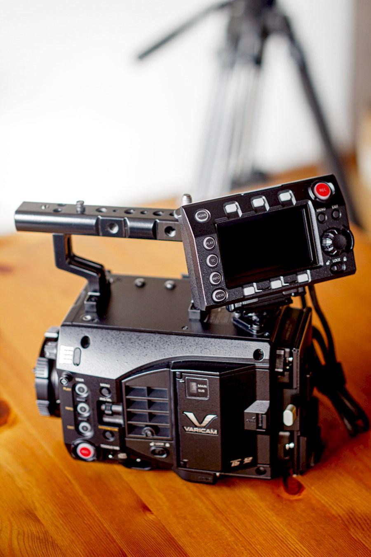 Rent a Panasonic VariCam LT Cinema camera - BODY ONLY in Afferden from Johan
