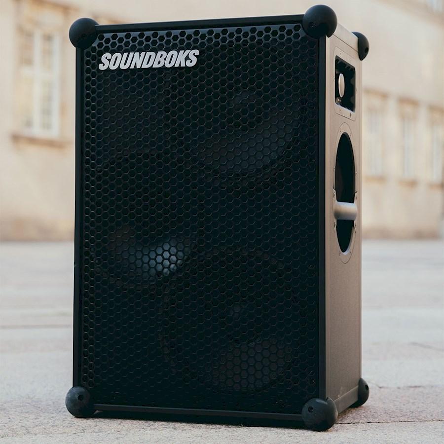 Rent a Soundboks 3.0 speaker in Delft from SONI RENTALS
