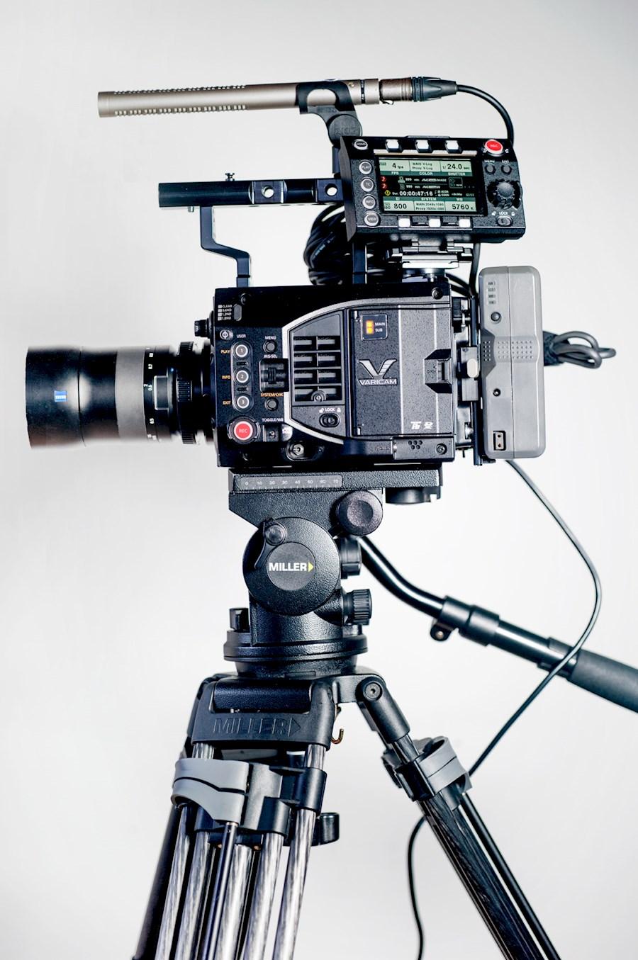 Rent a Panasonic VariCam LT Cinema camera FULL SET in Afferden from Johan
