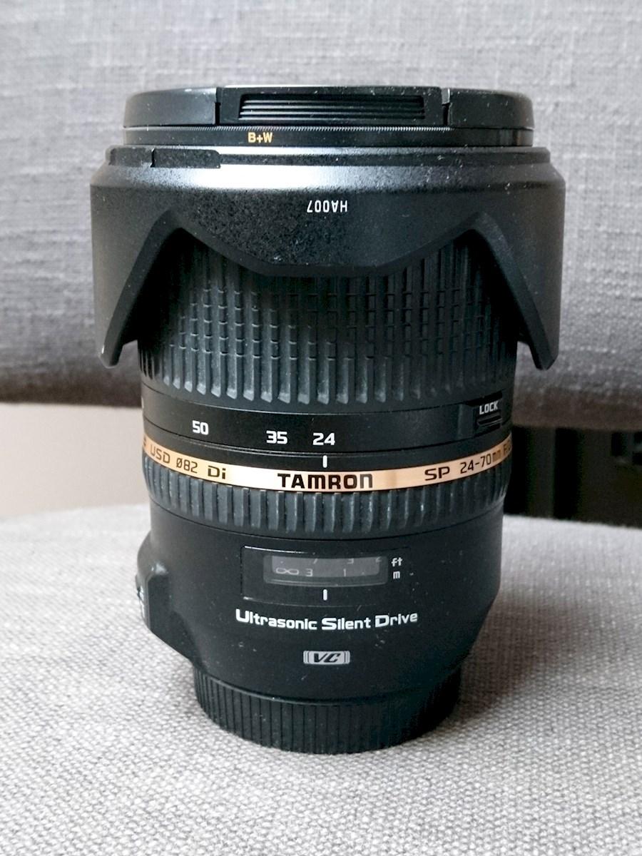 Huur Tamron EF 24-70mm f/2.... van Cypers, Wouter