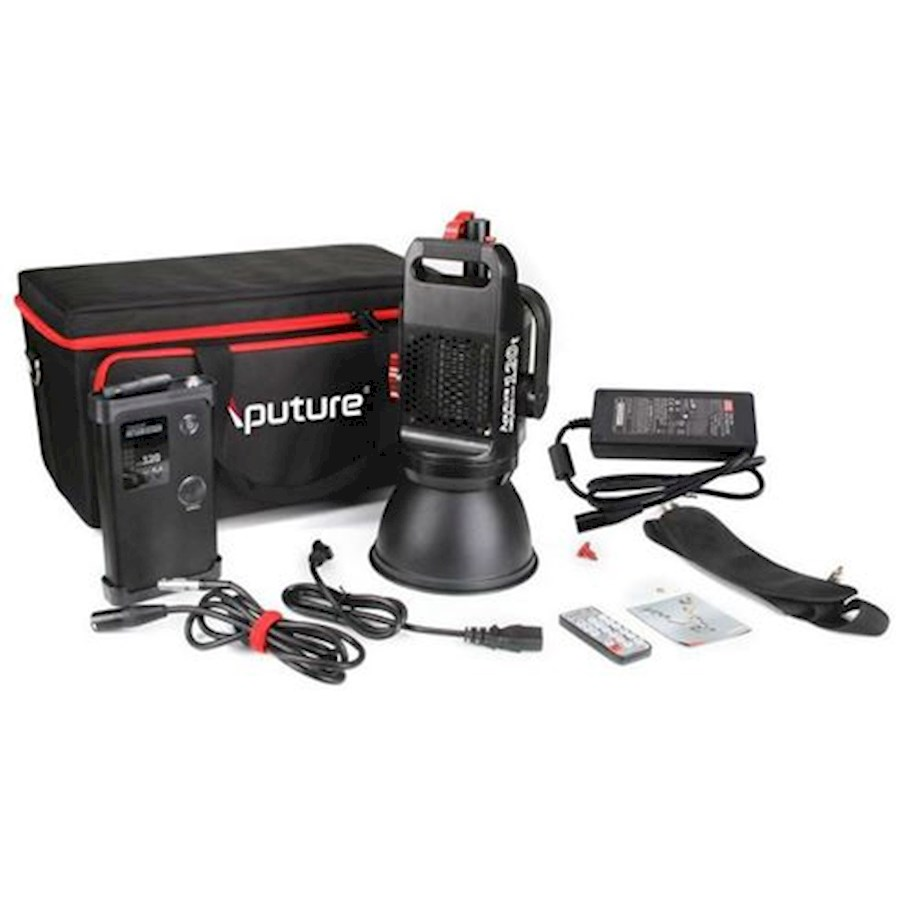 Rent Aputure LS 120D II from Cypers, Wouter