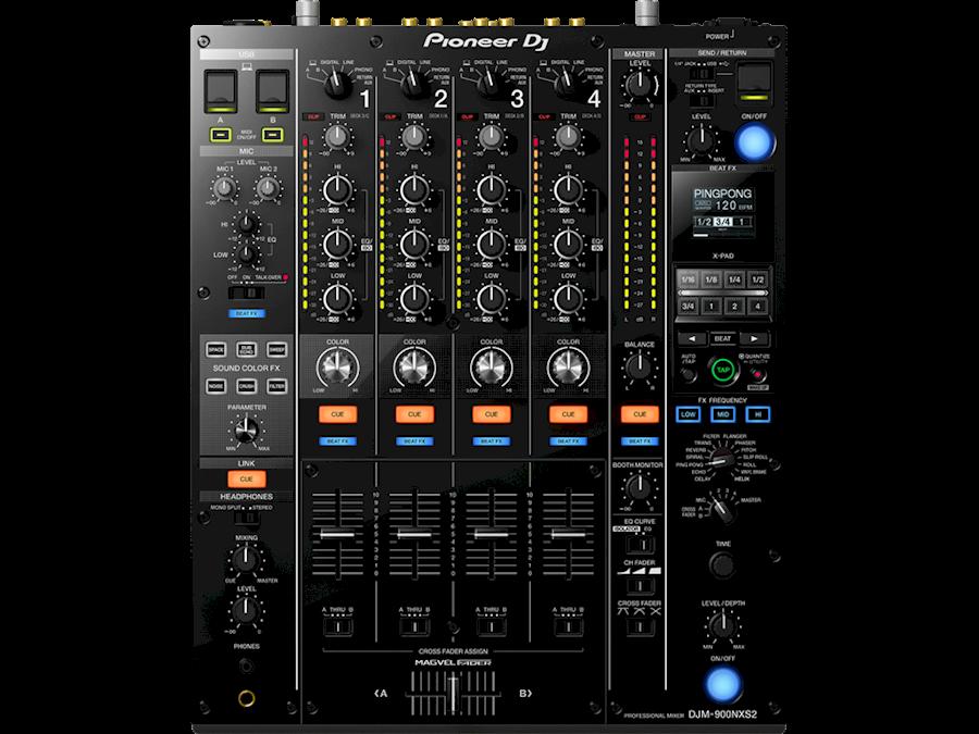 Rent Pioneer DJM-900NXS2 4-... from Sven